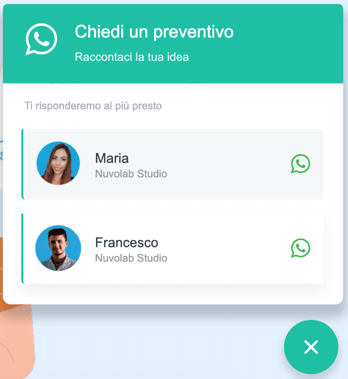 Nombre en tu chat box de whatsapp con wordpress